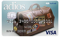 adios Kredi Kartı