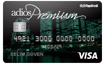 adios Premium Kredi Kartı