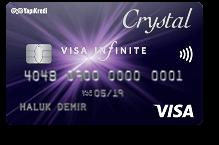 Crystal Kredi Kartı