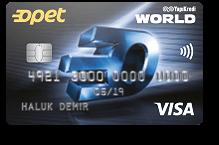 Opet Kredi Kartı