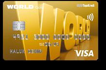 World Gold Kredi Kartı
