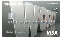 World Platinum Kredi Kartı