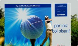 Yapı Kredi Private Banking Golf Turnuvası