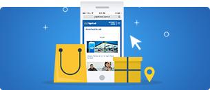 Yapı Kredi Mobil ile size özel avantajlı kampanyaları bir tıkla takip edin!